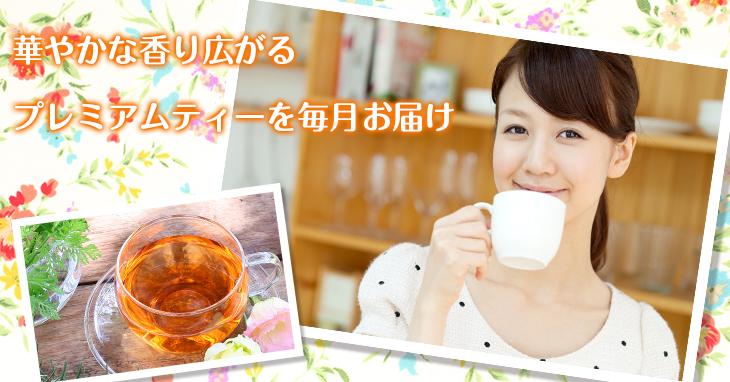 2016年春紅茶の12ヶ月|紅茶通販専門店 いい紅茶ドットコム