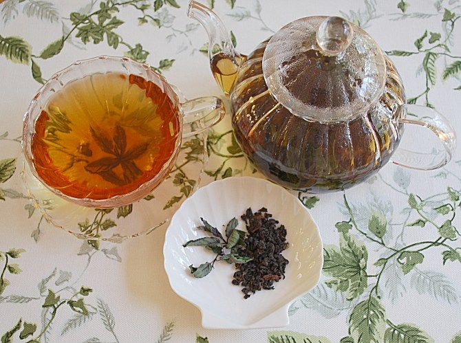 ガンパウダーミントティー|紅茶通販専門店 いい紅茶ドットコム